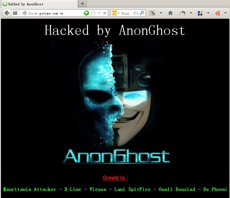 forum.pctime.com.tr-HaCked by AnonGhost
